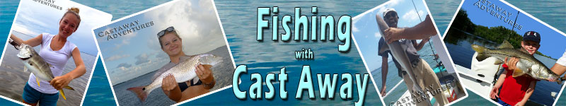 Fishing charter cocoa beach with cast away adventures