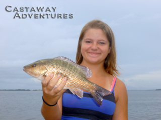 Fishing in Cocoa Beach with Cast Away Adventures