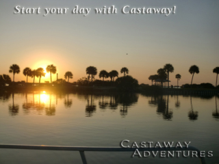 Nature tours with Cast Away in Cocoa Beach